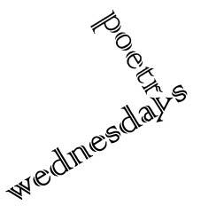 Poetry Wednesdays4