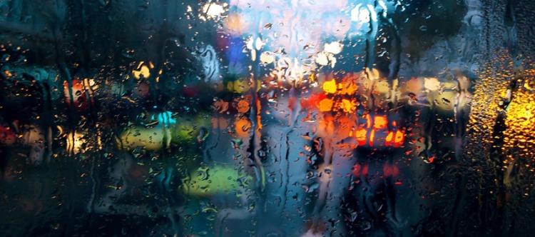 rainy-city
